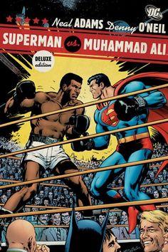 Superman-vs-Muhammad-Ali