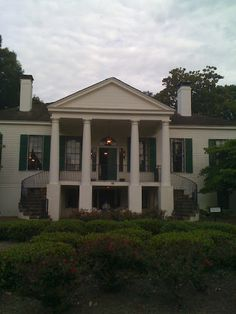 Plantation house at Stone Mountain