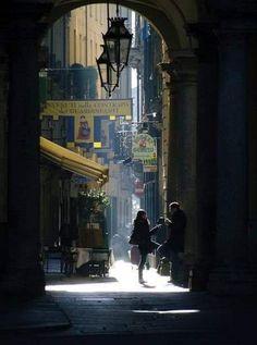 interesting alley