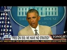 Obama nostrategy Islamic state ISIS now looking at Alliance with Russia 10-5-14 by D Greenfield