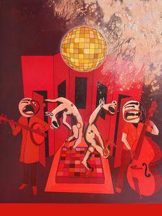 Tom De Freston- HOTDM Band