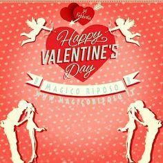 Buon San Valentino dal b&b Magico Riposo www.bedandbreakfastteleseterme.it www.magicoriposo.it