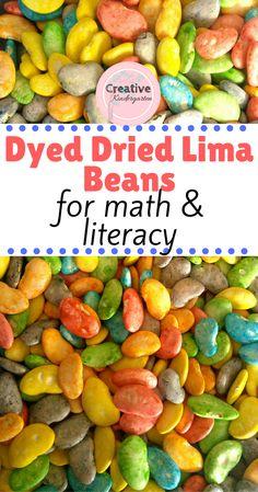 Dyed Lima Beans- pinterest