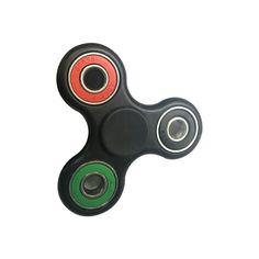 Kolorowy czarny spinner plastikowy, sklep online