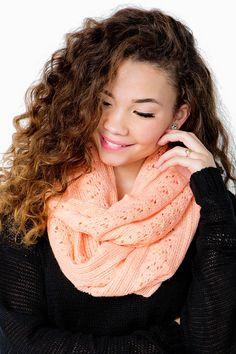 Loose Crochet Infinity