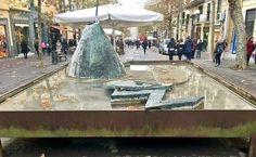 Capri Event – Napoli: petizione online per lo spostamento della fontana Itaca-Vergogna!