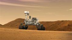 NASA deteta possíveis sinais de vida em Marte
