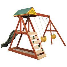 Module avec carr de sable kid stuff pinterest small for Module de jeu exterieur