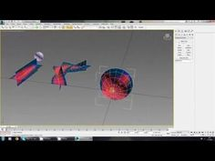How to: Mesh based particle for UE4 part 2 - 3DSMAX - YouTube