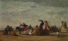 Beach Scene | Cleveland Museum of Art