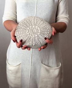 Piatti da parete in ceramica Raku