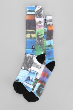 Stance Snapshot Sock #urbanoutfitters