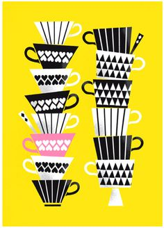 Google Image Result for http://charlottesfancy.files.wordpress.com/2011/03/yellow-tea-cup-stacks-by-polkka-jam.png