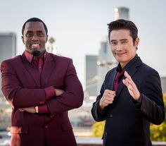 behind the scenes of rush hour 4 faceoff 2 with sean
