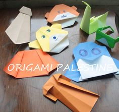 Origami Kids Origami Shapes, Container, Kids, Young Children, Boys, Children, Boy Babies, Child, Kids Part