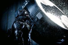 The Bat Signal in Batman v Superman: Dawn of Justice