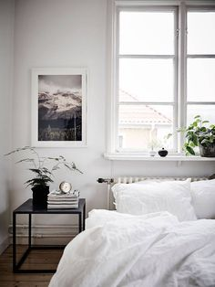 Gravity Home, Photography by Jonas Berg for Stadshem - Bedroom