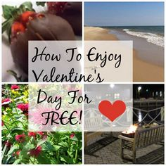 How To Enjoy Valentine's Day For FREE