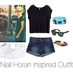 """""""Niall Horan Inspired Outfit"""" by janoskians-outfits on Polyvore"""