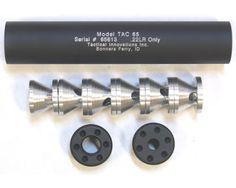 Los silenciadores o supresores de ruido | Armas de Fuego