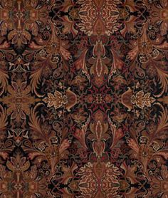 Ralph Lauren Lakota Paisley Charcoal Fabric