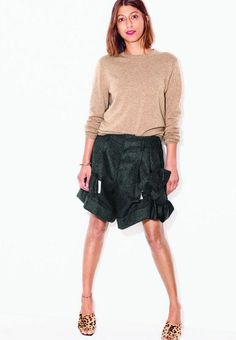 Simple outfit ideas from J.Crew