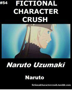 Fictional character crush_Naruto Uzumaki