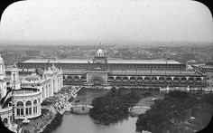 The Transportation Building. 1893 Chicago Worlds Fair