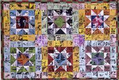 Women's Work 1997 Tom Phillips, Frank Auerbach, Art Themes, Art School, Renaissance, Mosaic, Toms, Tapestry, Quilts