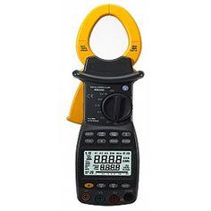 เครื่องวัดกำลังไฟฟ้า : Digital Power Clamp Meter MS2203