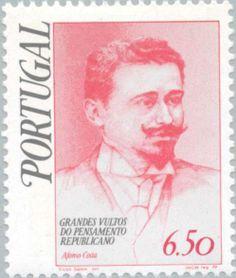 Afonso Costa Republicano