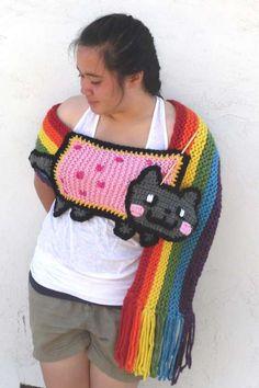 #rainbow #fashion trendhunter.com