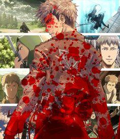 Jean - Attack on Titan p.s: Horse