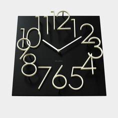 MoMA グロウ イン ザ ダーク ウォールクロック 掛け時計