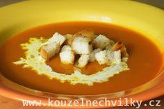 Kouzelné chvilky...: Dýňová Hokaido polévka