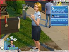 Mod The Sims: Maid & Mailman No 'Fake' Actions by Shimrod101 • Sims 4 Downloads