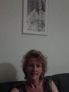 Dag 77: mijn haar los! Bij Diny en Janis
