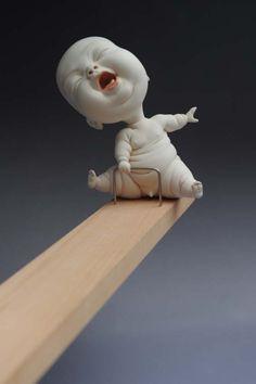 Johnson Tsang - Sculpture