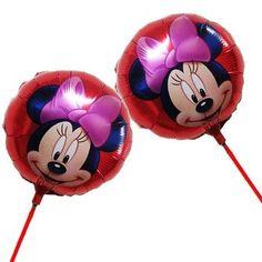 Balão metalizado Minnie