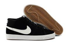 Nike Blazer Mid LR Black White 510965 520