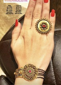 """Check out our site for even more info on """"buy diamonds"""". It is an excellent area to read more. Gold Ring Designs, Gold Bangles Design, Gold Earrings Designs, Gold Jewellery Design, Handmade Jewellery, Bead Jewellery, Bridal Jewellery, Gold Jewelry Simple, Hand Jewelry"""