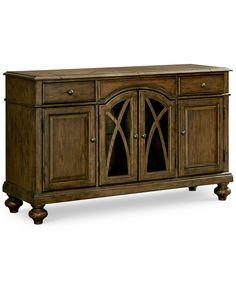 Oak Harbor Sideboard - Furniture - Macy's