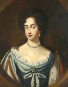 Queen Mary II of England, Princess of Orange