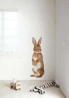Kek dierenvriendje op de muur! #kidsroom #kekamsterdam