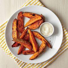 Easy Sweet Potato Wedges