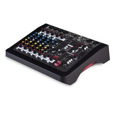 Allen & Heath Compact 8 Input Hybrid Mixer with 4 Out USB Interface Multitrack Recording, Allen And Heath, Digital Piano Keyboard, Used Guitars, Monitor Speakers, Phantom Power, User Guide, Circuit Board, Easy To Use