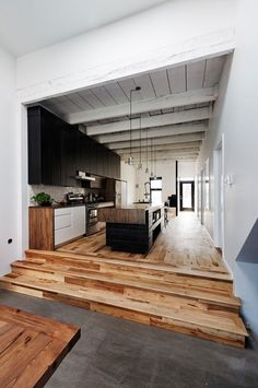 Home. Wooden. Nature. Material. Life. Levels. White & Brown. Modern. Boxes. Fresh. Clean. Kitchen. Dining. Light. Rough. Industrial. Vintage. Old. Stairs. Flat. Design. Decor.