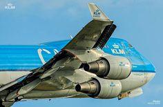KLM Cargo B747-400 freighter