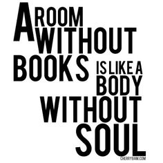 A room without...