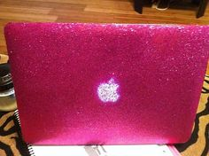 Glitter Laptop Case/Cover 13 inch by kyglamour on Etsy, $40.00